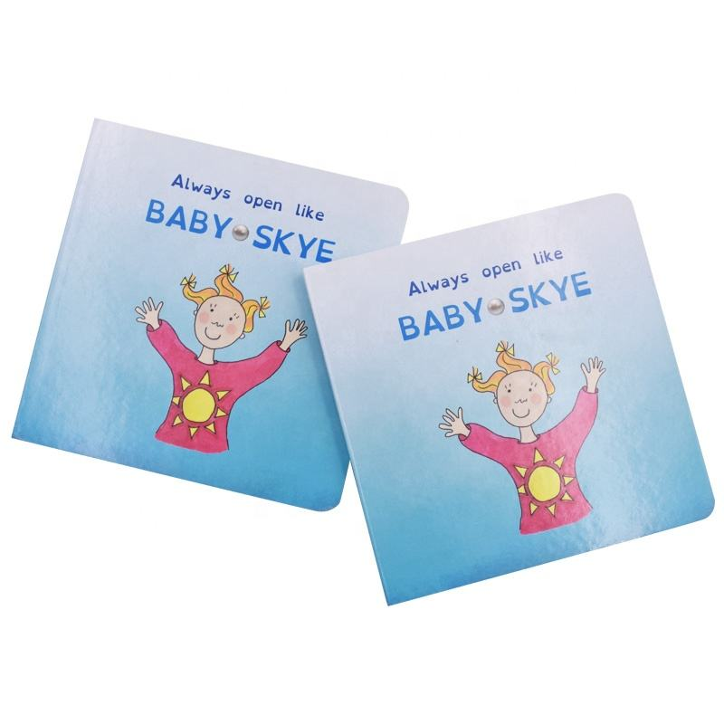 GIGO Children Book With Cheap Price Cardboard Board Books For Babies Book Customized Printing