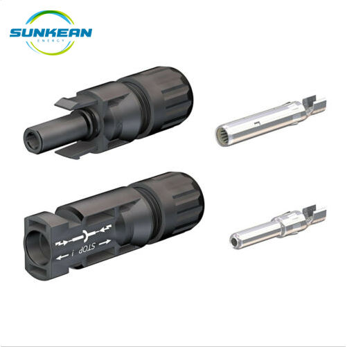 IP68 MC4 Solar Panel Plug Socket MC4 Connectors Male & Female AU