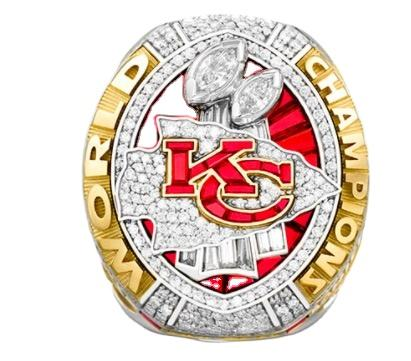 The newest 2020 Kansas City Chiefs Official Championship Rings and football championship rings for men