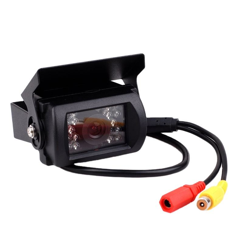 iPoster 10m Cable HD Night Vision 18 LED Rotated Rear View Camera For Truck