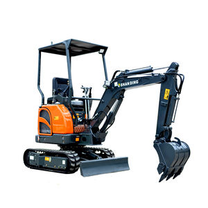 1800kg Mini Excavator SD18U digger for sale
