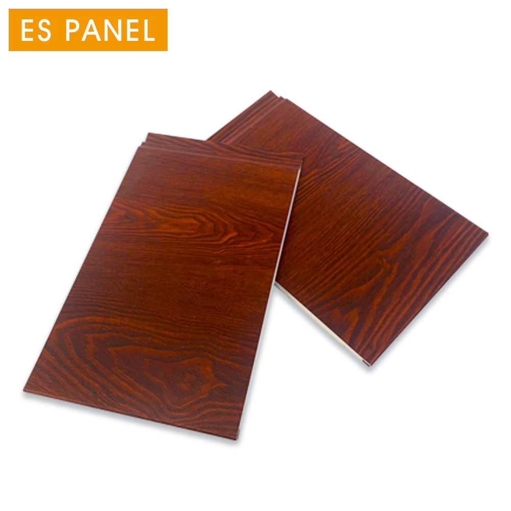 home Low price wood composite metal exterior wall siding panel
