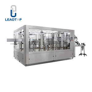 3 in 1 Automatic Bottle Washing Filling and Capping Machine