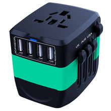 5V 5.1A  touring items perfect travel wall plug adapter 2400W universal travel power adapter