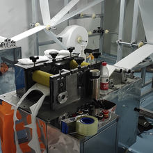 Disposable n95 kn95 mask making Used fully automatic facemask production machine