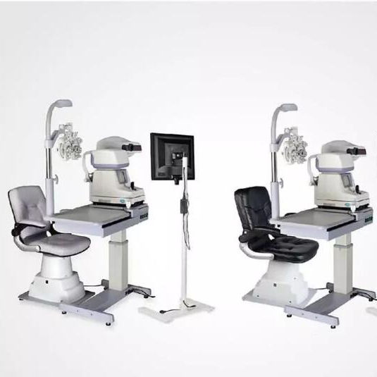 Ophthalmic Small Optometry Combined Table