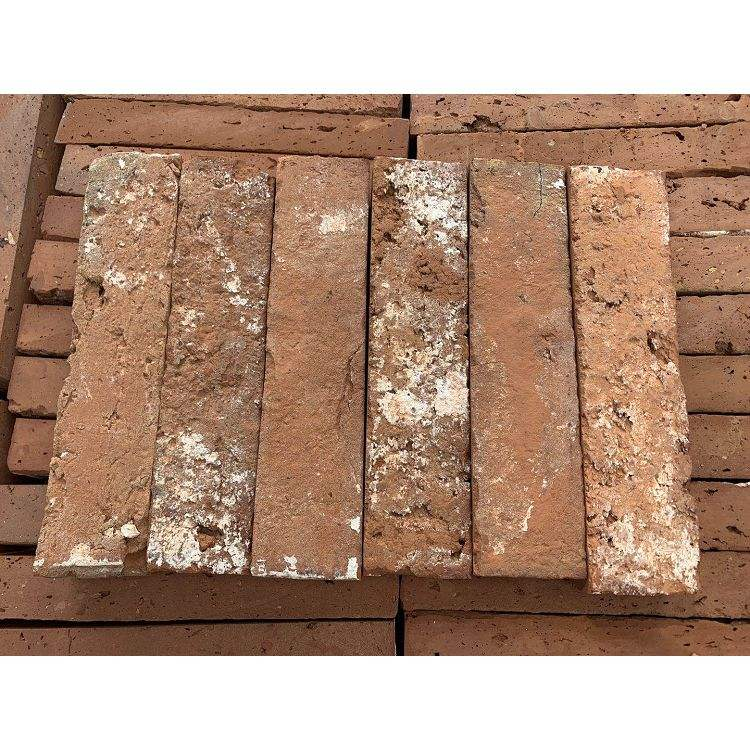 Antique Old Red Brick Reclaimed From Old Building