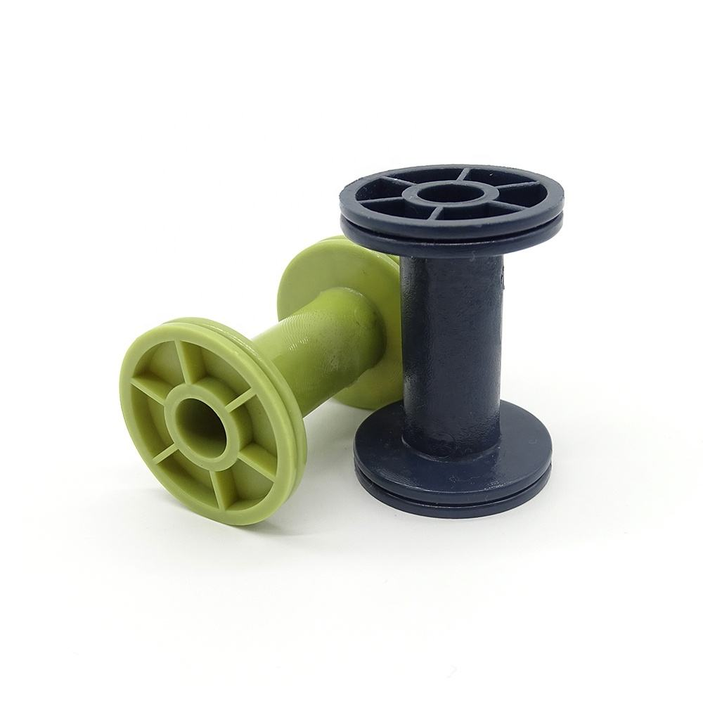 custom made plastic spool for wire products empty thread spools plastic /sewing Thread Spool