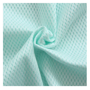 New design soft and comfortable cold 3d air mesh fabric