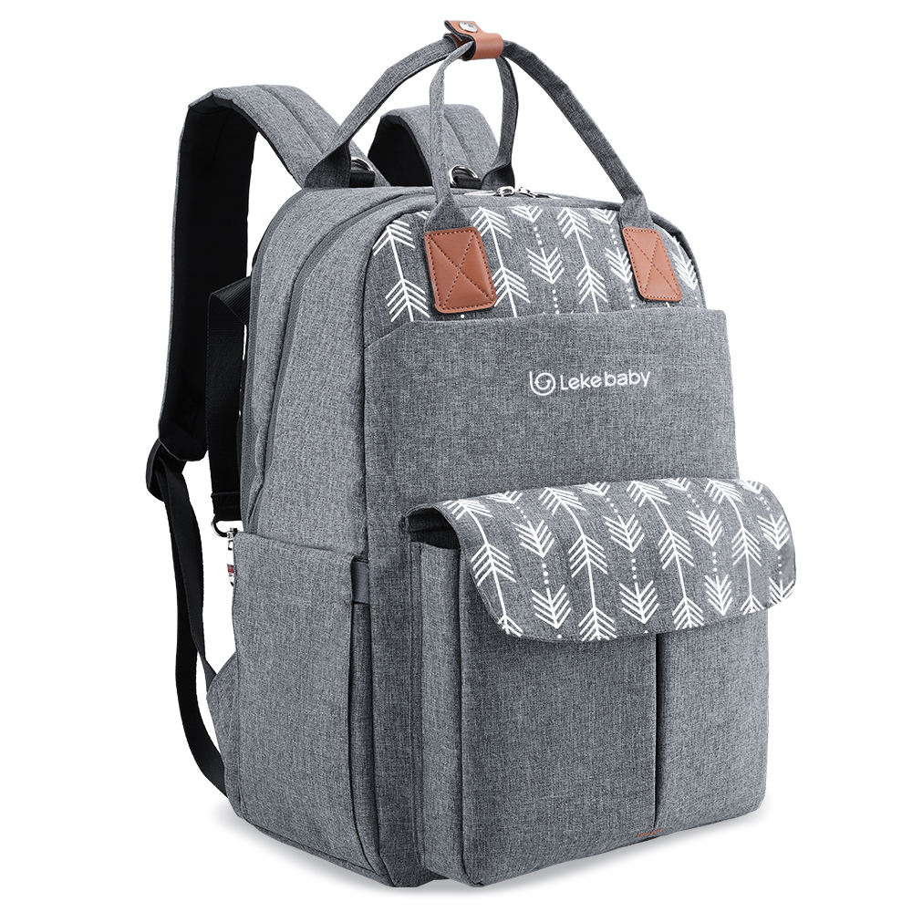 wholesale uk travel mummy nappy baby backpack set modern diaper bag