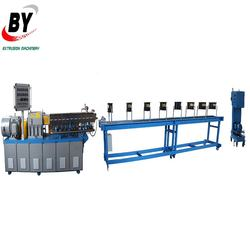 ABS Plastic Recycling Granulating Machine Extruder ABS Recycle Twin Screw Extruder