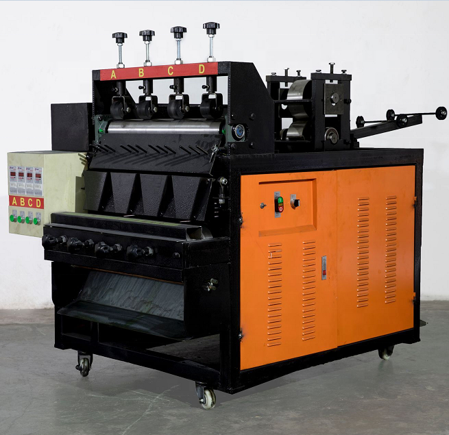JUNSHENG Automatic Scrubber Making Machine