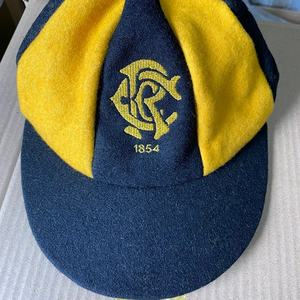 Cricket Baggy test cricket cap with embroidery logo