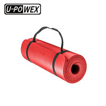 Health and fitness soft and ecofriendly yoga mat China manufacturer for gym equipment