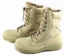 comfortable military boots for men customized desert military boots army