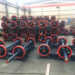 Precast Concrete Spun Piles Poles Spinning Machinery