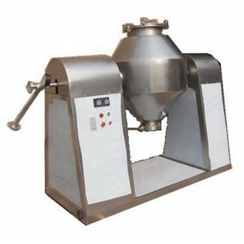 SZG 4500L Double Conical Rotary Vacuum Dryer