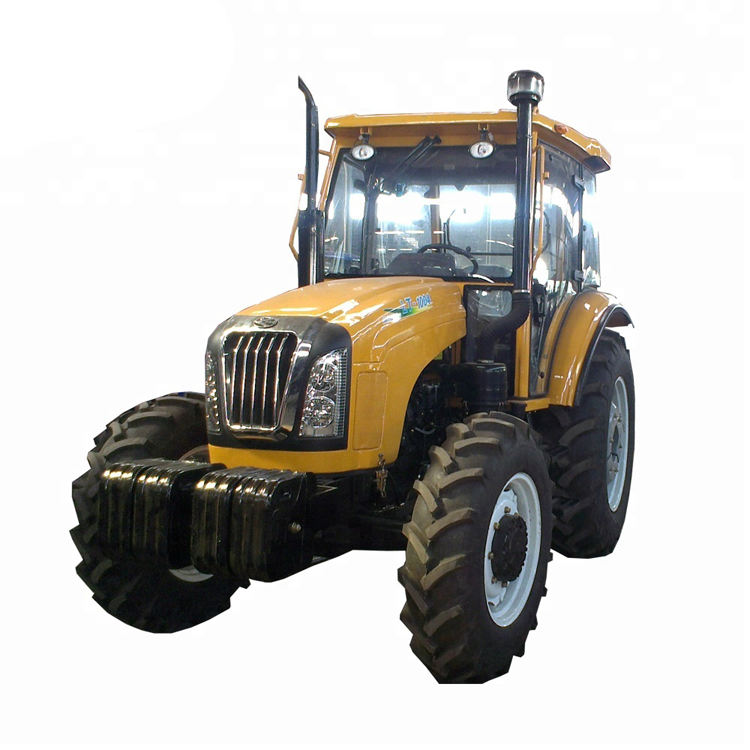 Factory Supply Newest Multifunctional 140Hp Agricultural Farm Tractor