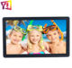 Wall Mount Full Hd mp4 movies 1080P 21.5 Inch Big Large Size Screen Digital Photo Frame 1920X1080