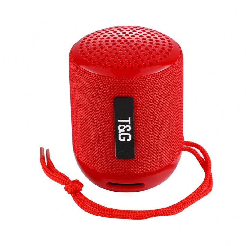 Tg129 Portable wireless speaker hands-free speaker bluetooth TF card USB flash music player