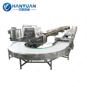 Fully-automatic Muesli Snack Bar Processing Line