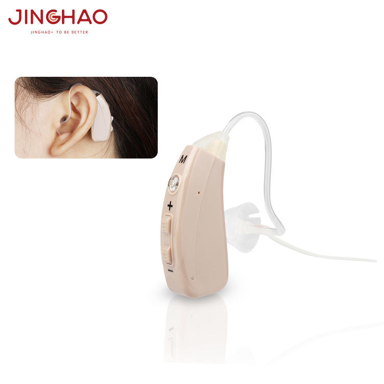 Jinghao New Bte Best Ear Aid Over-the-Counter (OTC) Devices cheap hearing amplifier