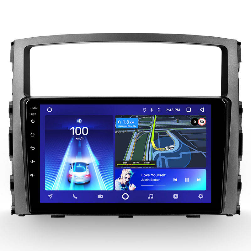 TEYES CC2 Plus Für Mitsubishi Pajero 4 V80 V90 2006 - 2014 Auto Radio Multimedia Video Player Navigation Kein 2din 2 din dvd
