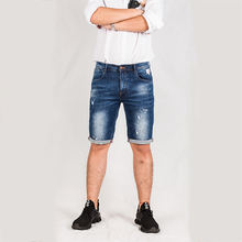 custom wholesale fashion shorts jeans classic jeans for men