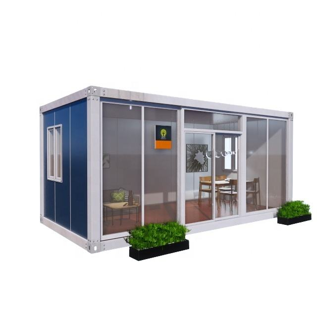 Fast Assembld detachable house, Modern portable shipping containers 40 feet,Prefab house