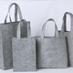 Bag Cheap Bag Hot Products Eco-Friendly Cheap Felt Shopping Bag Women Handbags Tote Bag Felt Fabric Bag