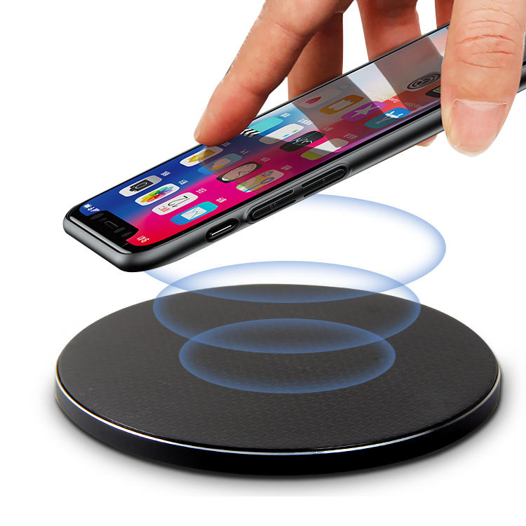 Free Shipping UCABLE Mobile Phone Universal Wireless Charging Qi 10W Fast Wireless Charger