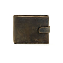 Fashion Leather Men's Wallet. 100% Cow Leather Card Holder New Arrival