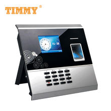 SIM Card Time Attendance MachinebID Card Reader Biometrics Fingerprint Employee