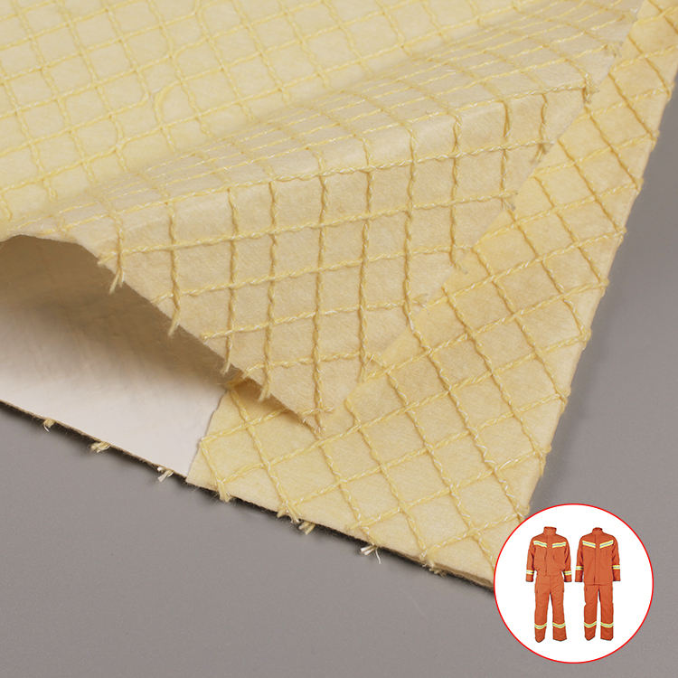 Fire Resistant Material Fabric Fireproof And Waterproof Brathblae Fire Resistant Material 2-layer Laminated Fabric