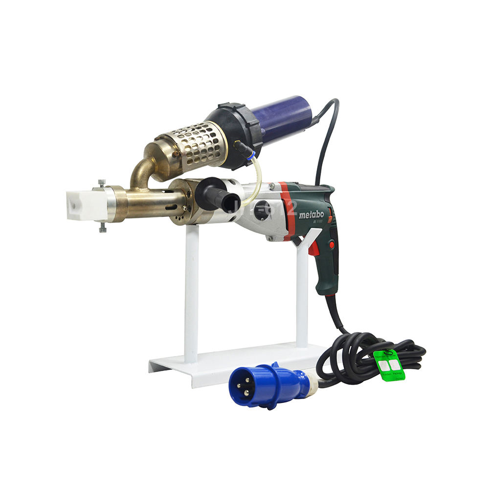 3400W Cheap Recycling Extrusion Welding Machines Plastic Hand Extruder for HDPE PVC PP