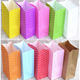 wholesale New paper bag mini Stand up Colorful Polka Dot Bags Favor Open Top Gift Packing paper Treat gift paper Bag
