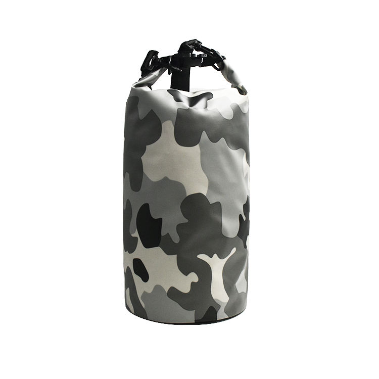 Nieuwe 2020 <span class=keywords><strong>Outdoor</strong></span> Drijvende Roll Top Waterdicht Drybag Camouflage Dry Bag Pack