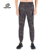 Wholesale High Quality Breathable Windproof Quick Dry Mens Womens Camouflage  Quick Dry Pants for Summer