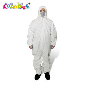Disposable Hazmat Suit