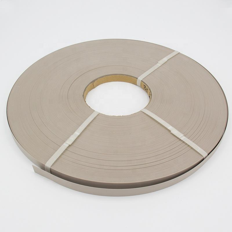 Sgs [ Plastic Trim Edge ] Plastic Strip Free Sample Plastic Table Edging Trim Edge Banding Particle Board Strip