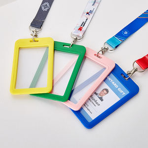 Good Price Factory Direct School Student ID Card Holder