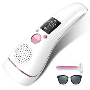 Wholesale Amazon Hot Selling Portable Mini Ice Cool Painless Permanent Home Lady Body lpl Laser Hair Removal