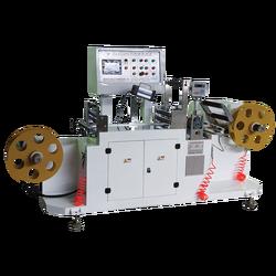 TCJ-HZ300C High speed bottle tube label glue sealing machine factory