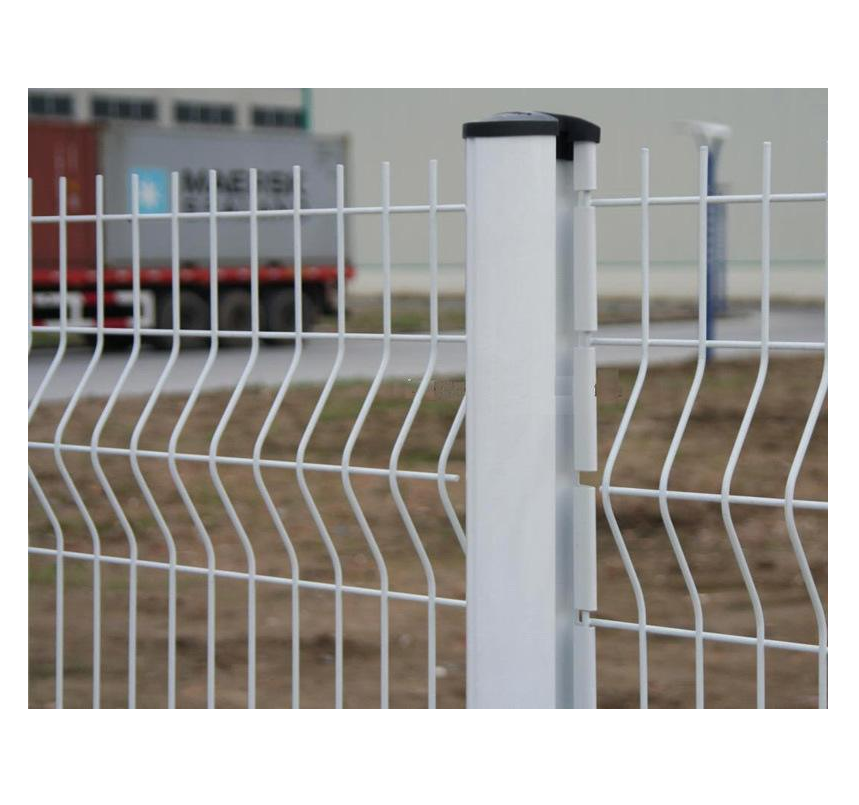xingpeng Triangular bending wire mesh fence / airport weld wire mesh fence for wholesale