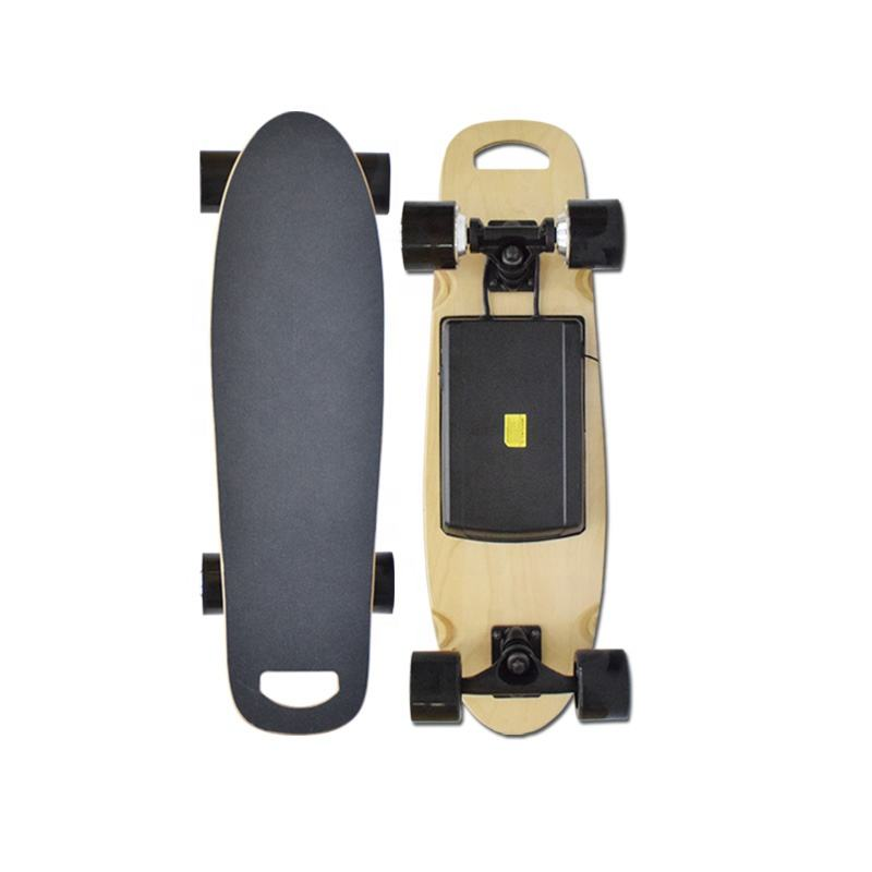 2020 NEW ARRIVAL wholesale fish plate remote control electric skateboard