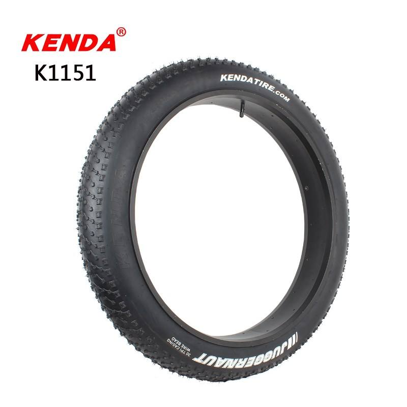 Kenda 26* 4.0 inch snow beach super wide wheel tyre and outer tire electric bike bicycle tire
