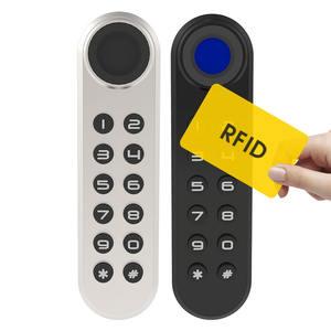 Digital keypad combination RFID lock for locker in swimming pool