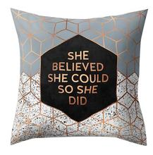 "China ningbo 18x18"" 45x45cm wholesale printed cushion decoration square sofa throw pillow"