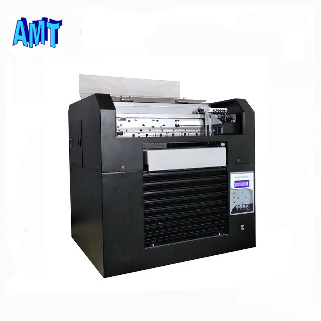 A3 size fully automatic uv inkjet printer print on different products directly and instantly