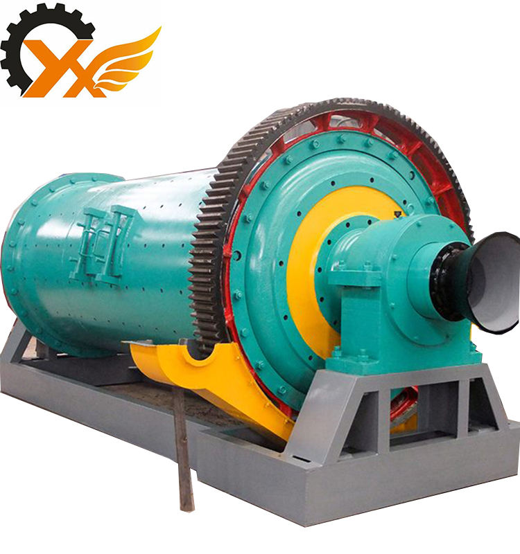 Mini Grinder Small Energy Saving Ball Mill Machine with vibrating feeder